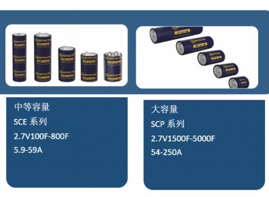 如何选择合适的超级电容器