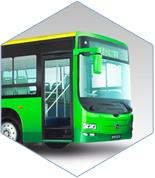 超级电容器新能源车-油电气电混合动力客车