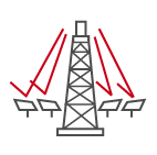 塔式光热发电站-图标